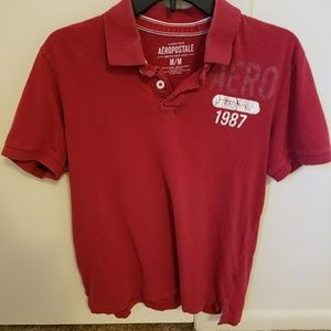 Men's Aeropostale Polo Shirt